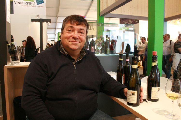 Antoine Gaita, vigneron a Montefredane (AV)