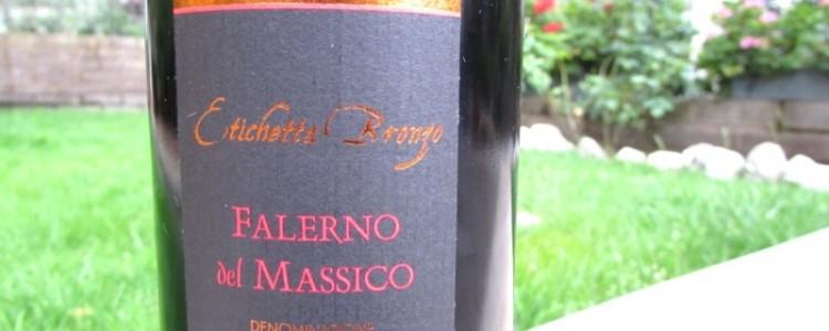 Masseria Felicia - Etichetta Bronzo 2010