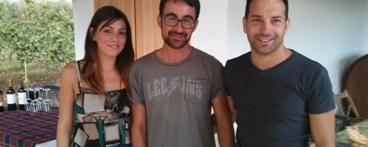 I ragazzi di Casula Vinaria, Campagna (SA)