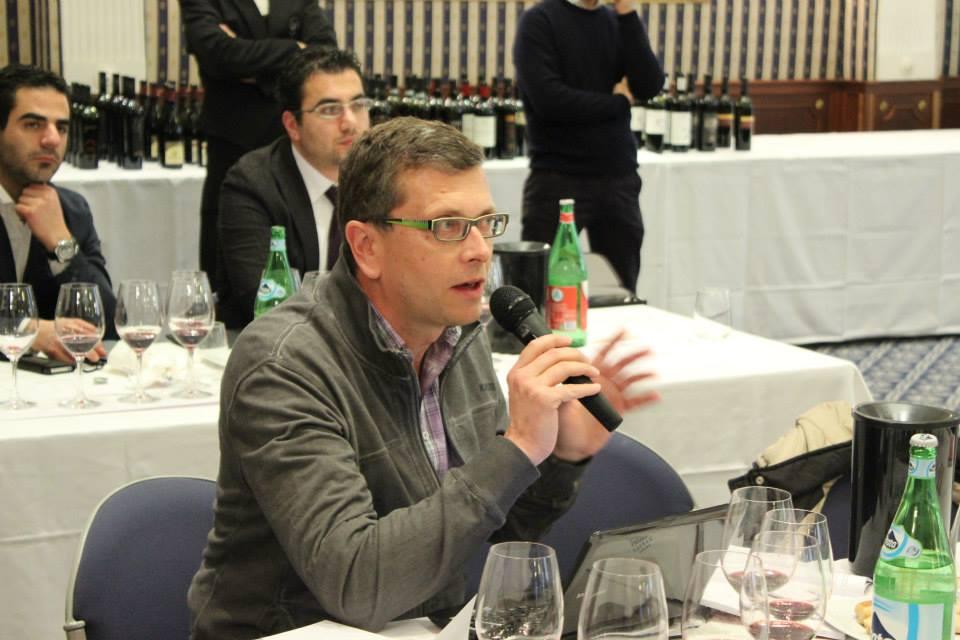 Il giornalista austriaco Christian Eder
