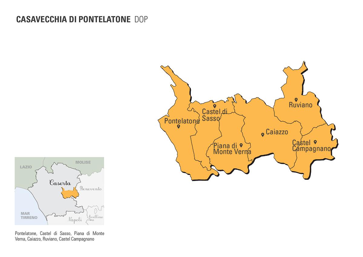 Dop Casavecchia di Pontelatone