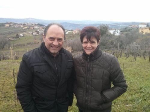 Ercole Zarrella e Aurelia Fabrizio, alias Rocca del Principe di Lapio (AV)