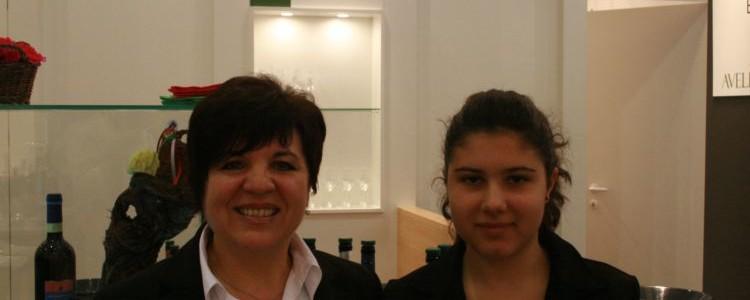 Gabriella Ferrara e figlia