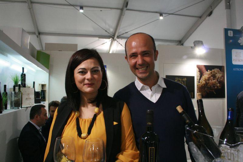 Emanuela Russo e Gerardo Vernazzaro, azienda Astroni