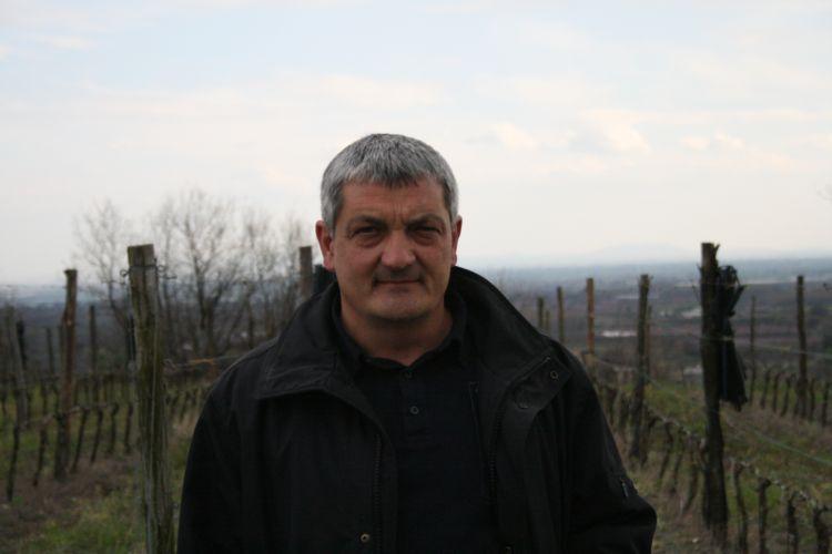 Giovanni Migliozzi, produttore a Casale di Carinola (CE)