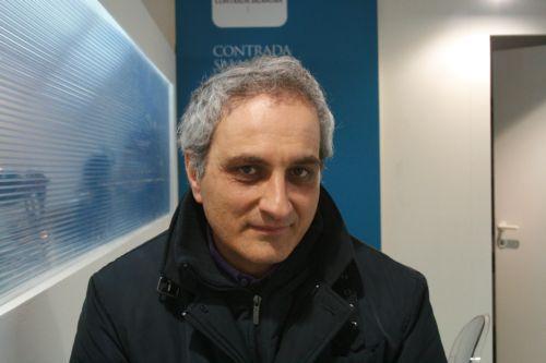 Giuseppe Fortunato, vigneron a Pozzuoli (NA), azienda Contrada Salandra