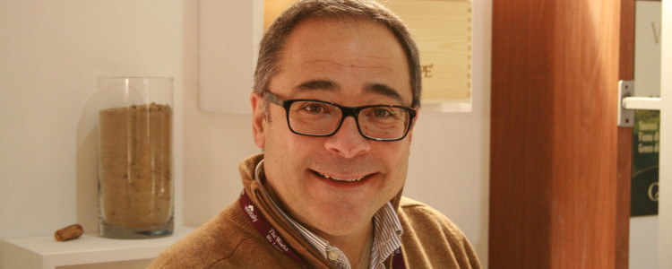 Giovanni Ascioni, produttore a Castel Campagnano (CE)