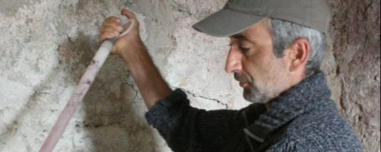 Luigi Tecce, vigneron a Paternopoli