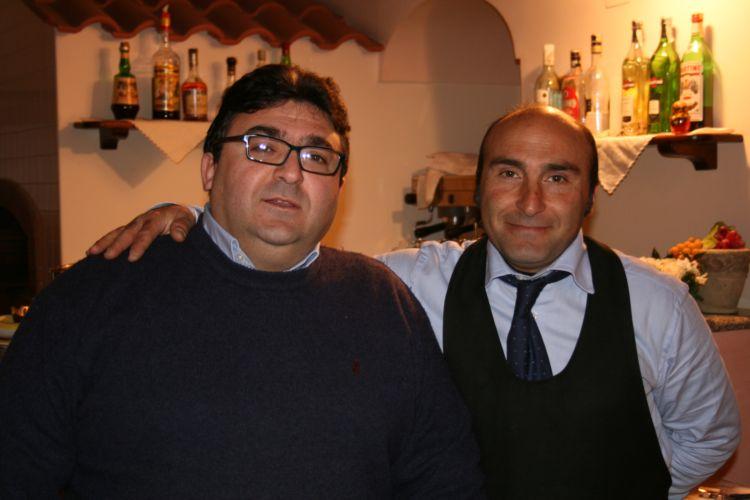 Luigi e Gaetano Reale, produttori a Tramonti (SA)