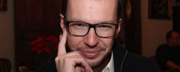 Il giornalista polacco Maciej Nowicki