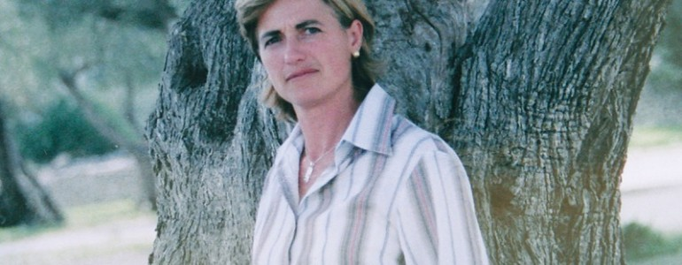 Maria Ianniciello, olivicoltrice a Grottaminarda (AV)