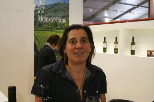 Mila Vuolo, produttrice a Salerno