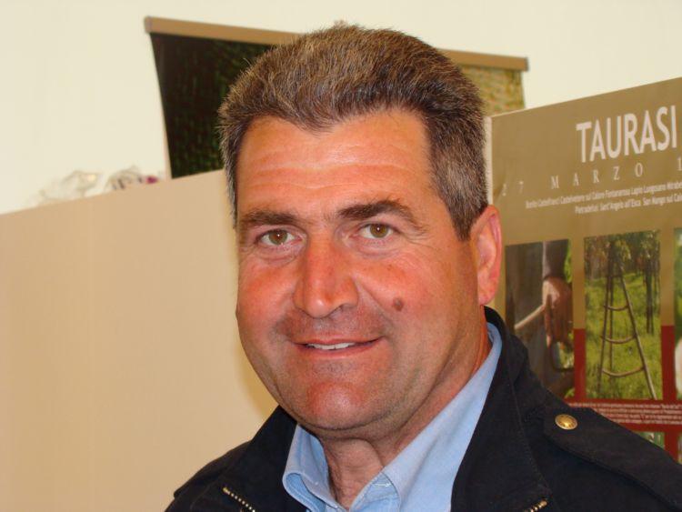 Pasquale Di Prisco, vignaiolo a Fontanarosa (AV)