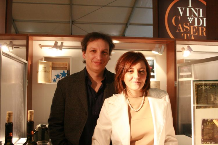 Fabrizio Fiorenza e Felicia Brini, Masseria Felicia, Carano di Sessa Aurunca (CE)