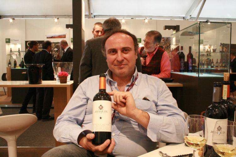 Raffaele Pagano, Joaquin Wines