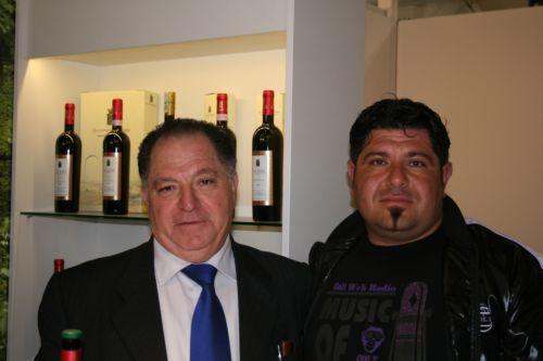 Salvatore e Giuseppe Molettieri, viticoltori a Montemarano (AV)
