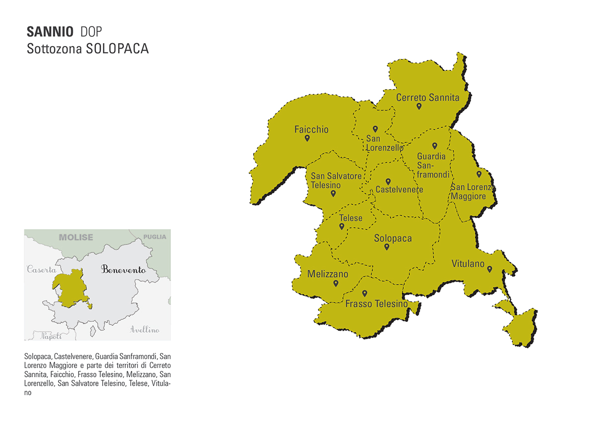 Sottozona Solopaca (Sannio)