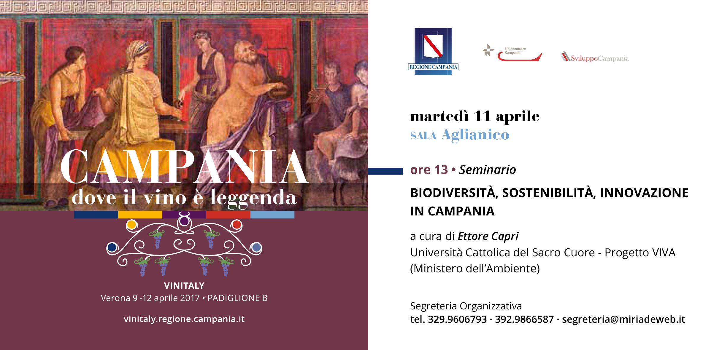 VINITALY invito seminario Capri