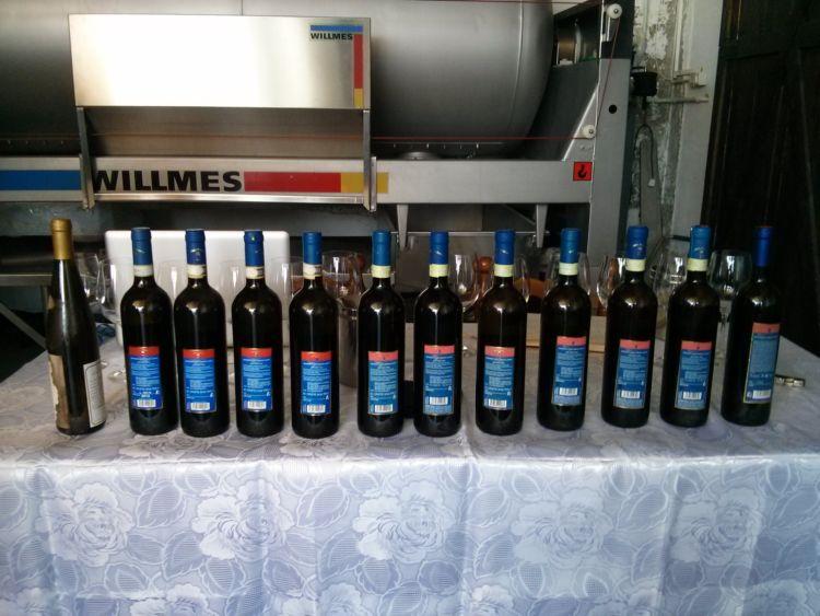 Verticale Vigna Cicogna - Bottiglie