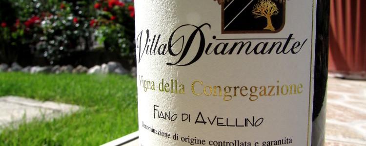 Villa Dimante - Vigna della Congregazione '10