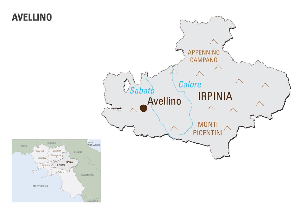 Provincia di Avellino
