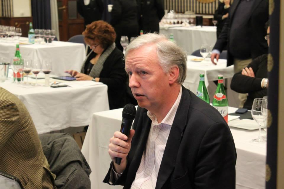 Il giornalista olandese Paul Balke