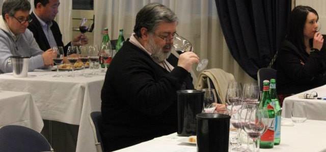 Il giornalista italiano Daniele Cernilli