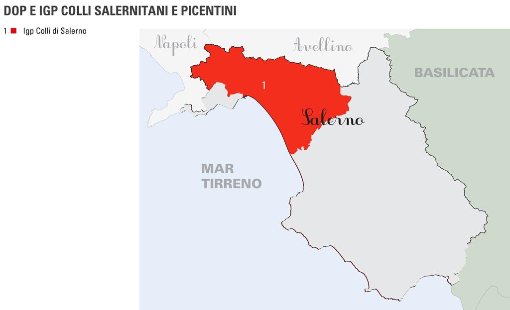 Colli Salernitani e Picentini
