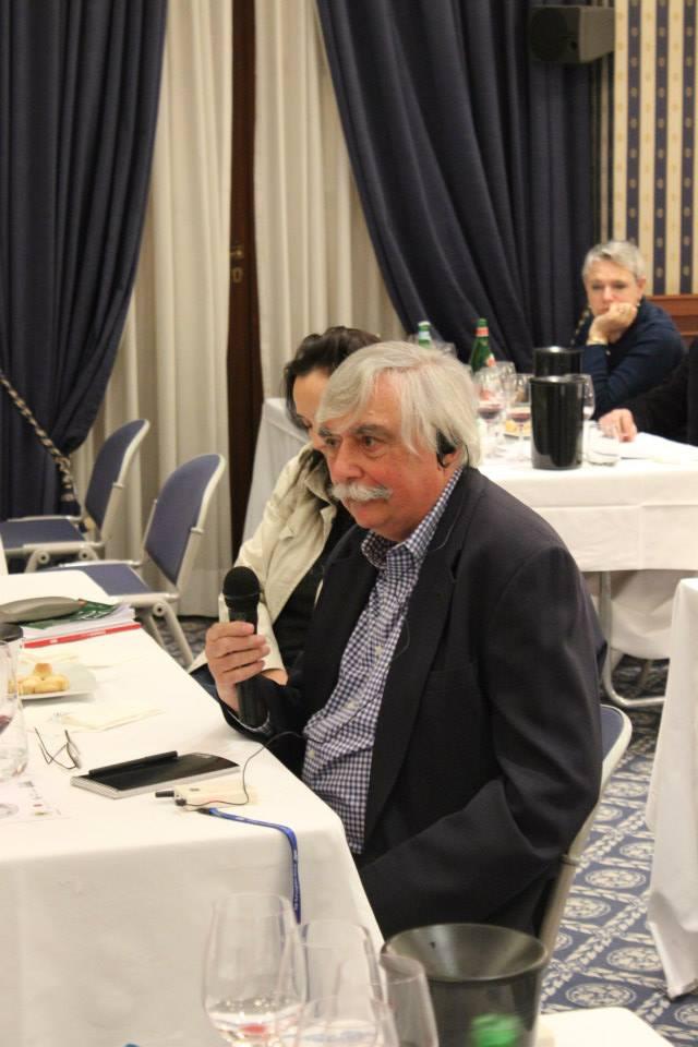 Il giornalista statunitense Tom Maresca