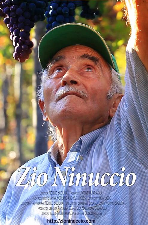 zio ninuccio - locandina